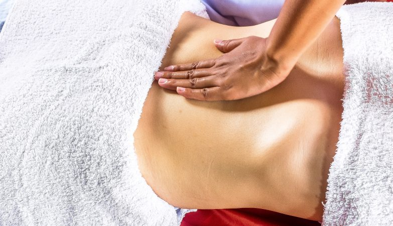 inklapbare massagetafel